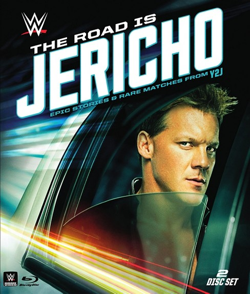Wwe:Road is jericho epic stories & ra (Blu-ray) - image 1 of 1