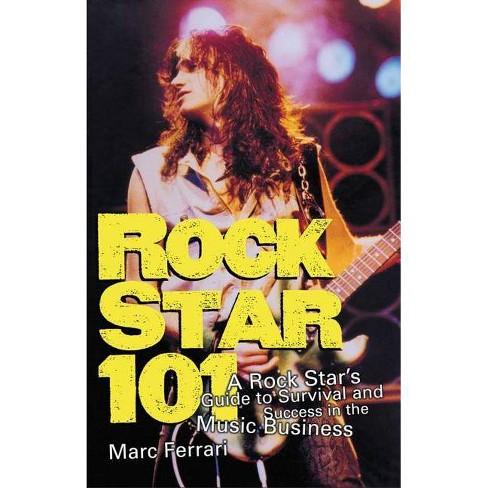 Rock Star 101 - by  Marc Ferrari (Paperback) - image 1 of 1