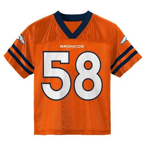 Denver Broncos Boys' Von Miller Jersey M - image 1 of 2