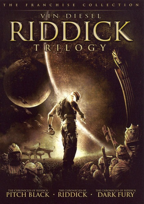 Riddick Trilogy [2 Discs] - image 1 of 1