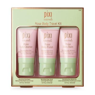 Pixi by Petra Rose Body Travel Kit - 1oz