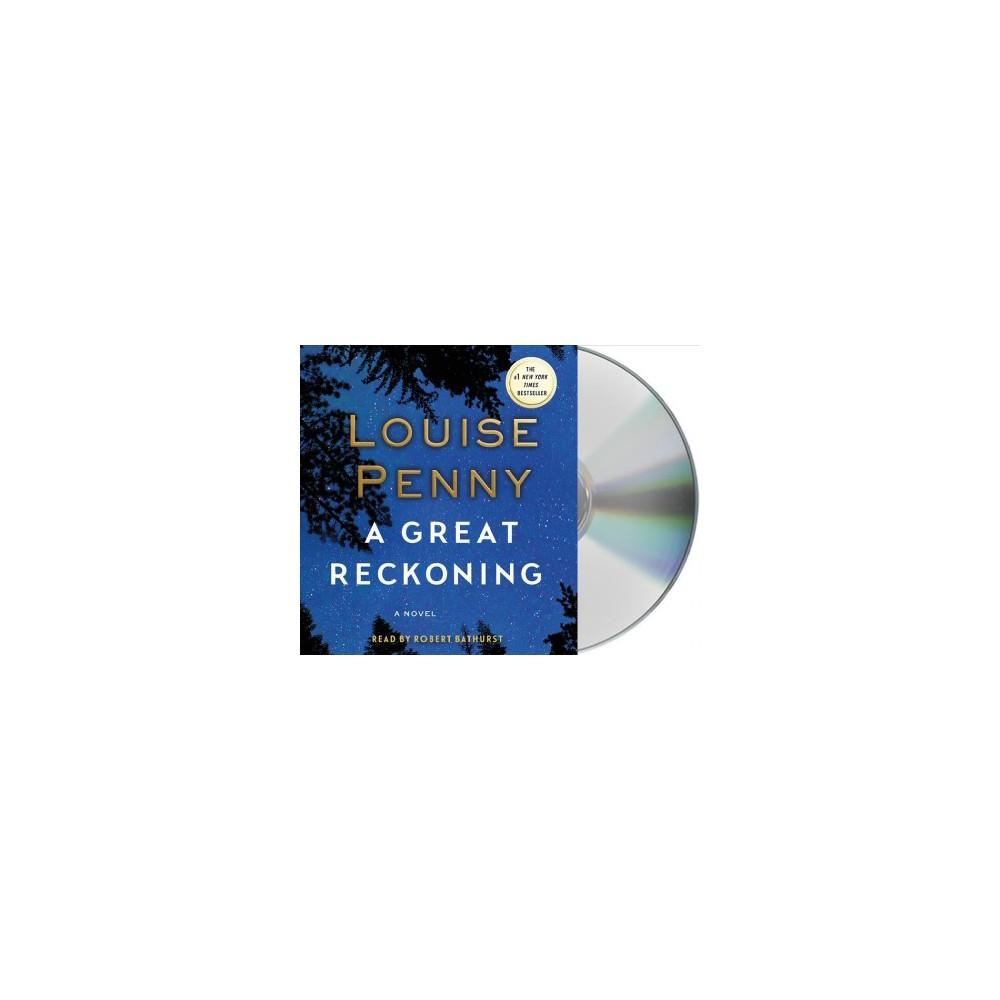 Great Reckoning (Unabridged) (CD/Spoken Word) (Louise Penny) Great Reckoning (Unabridged) (CD/Spoken Word) (Louise Penny)