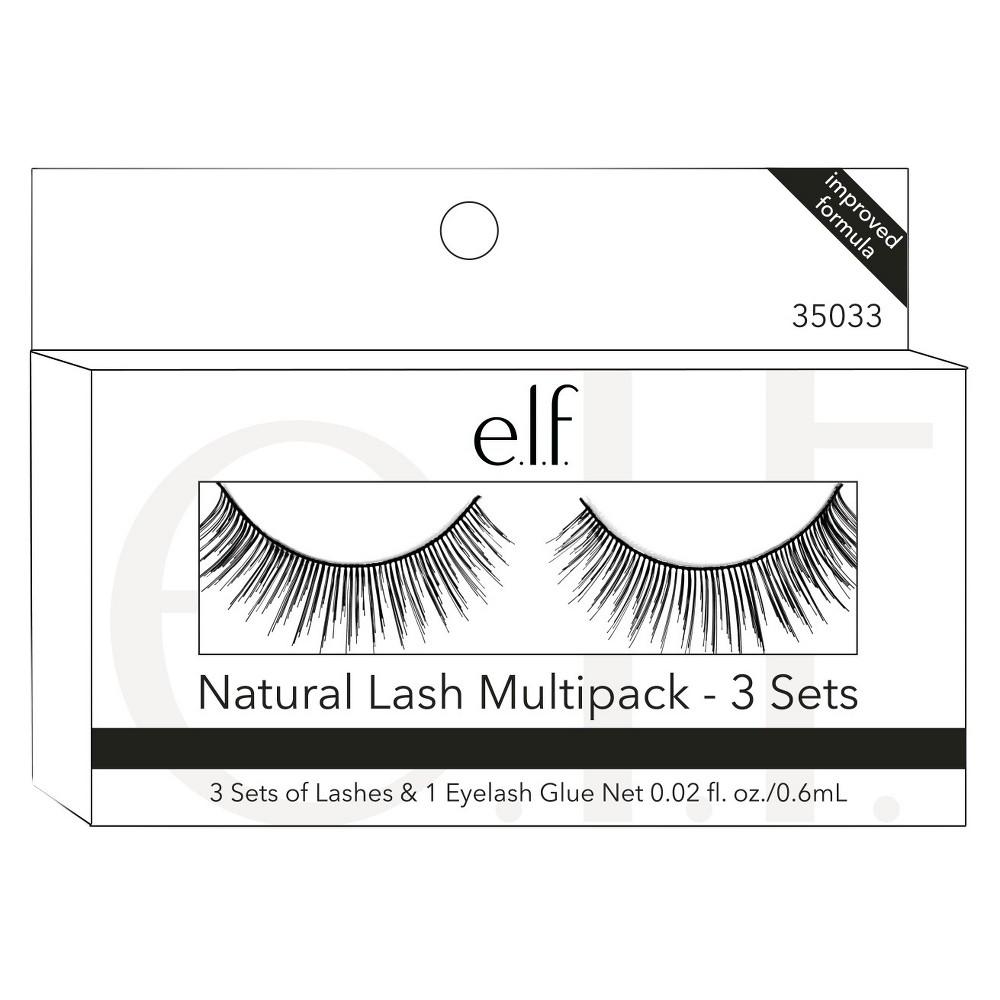 e.l.f. Natural Lash Multipack - .034 fl oz