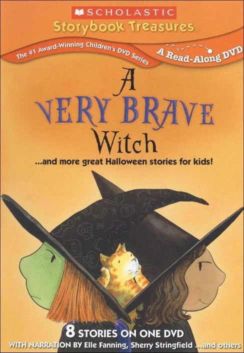 Very brave witch and more halloween (DVD) - image 1 of 1