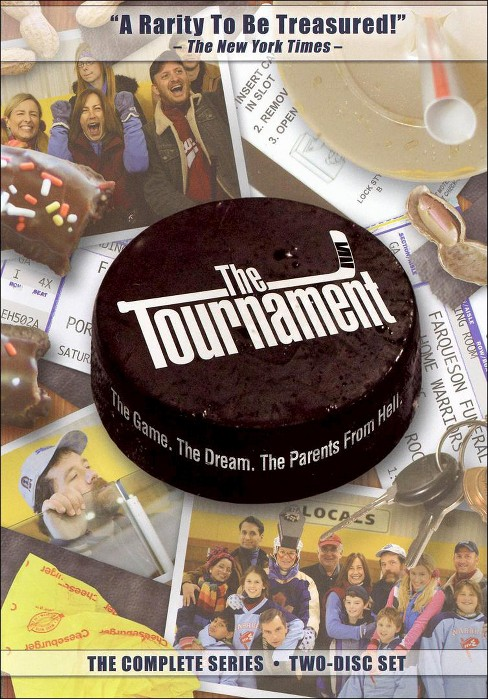 Tournament (DVD) - image 1 of 1