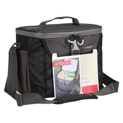 Mini Recreation Cooler - Black - Embark™