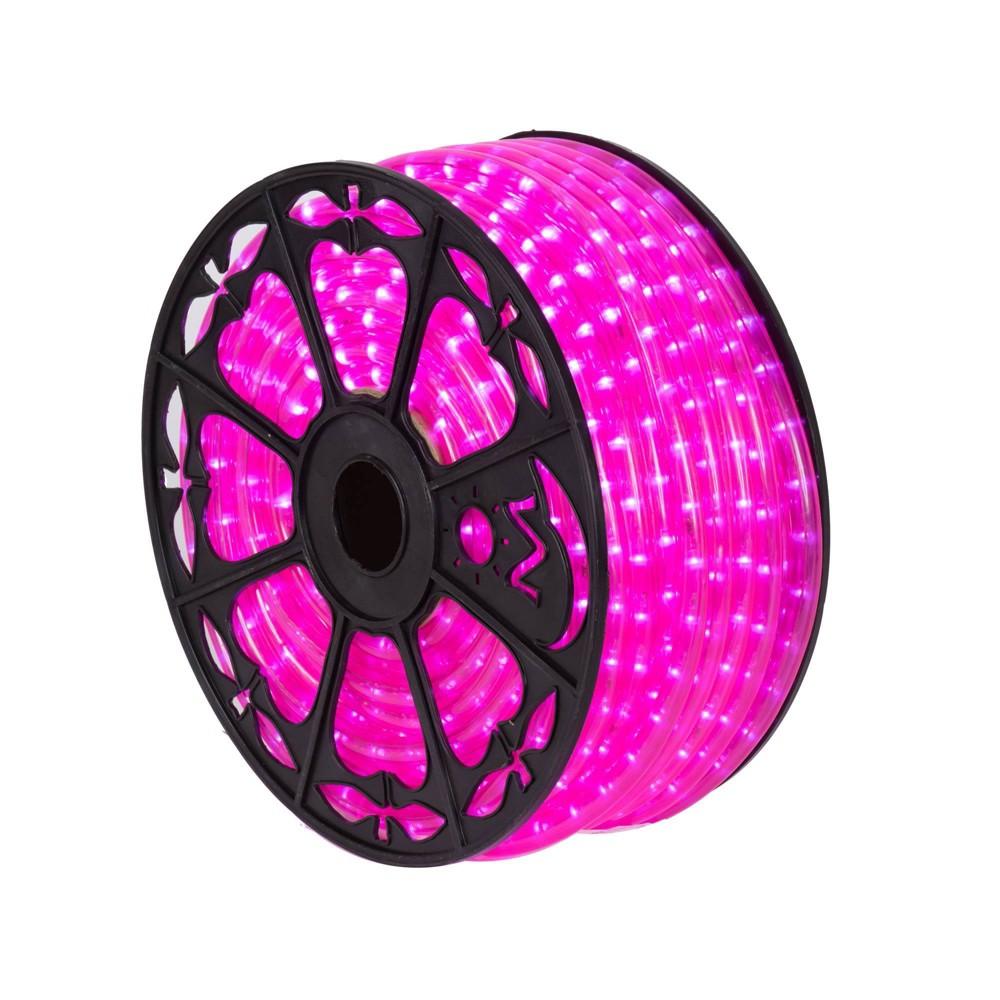 Image of Vickerman 150ft 120v Rope Light LED Pink