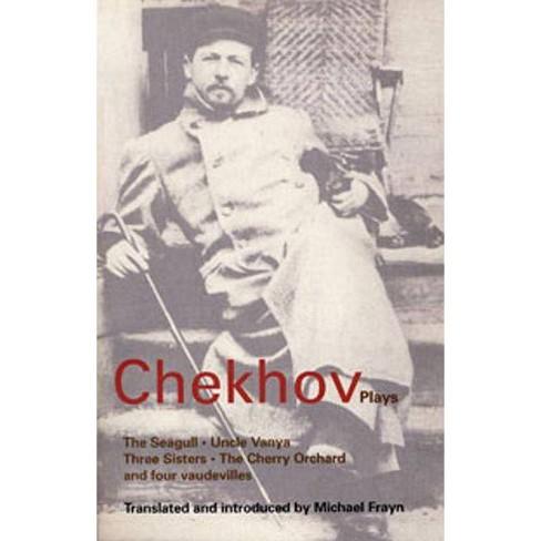 Chekhov - (Methuen World Classics) by  Anton Pavlovich Chekhov (Paperback) - image 1 of 1