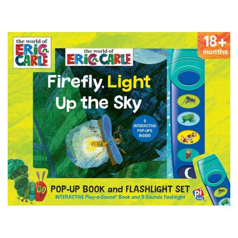 ERIC CARLE LITTLE FLASHLIGHT AND BOOK (Board Book) - image 1 of 1