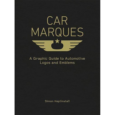 Car Marques - by  Simon Heptinstall (Paperback) - image 1 of 1