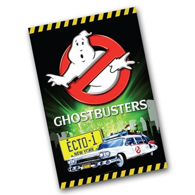 "Factory Entertainment Ghostbusters ECTO-1 36""x24"" Microfiber Towel"
