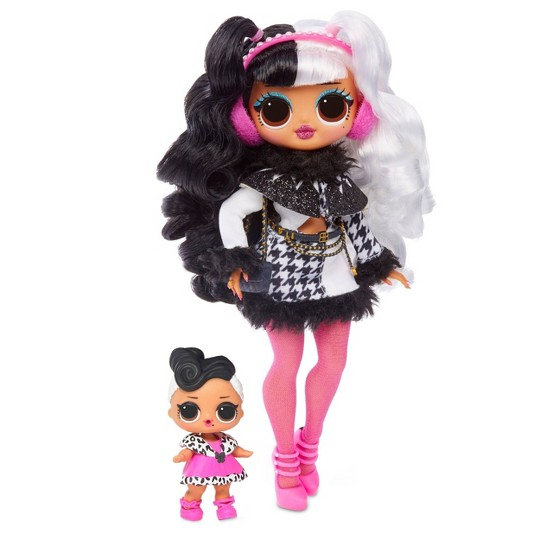Buy Lol Surprise Omg Winter Disco Dollie Fashion Doll Sister For Usd 3499 Toysrus