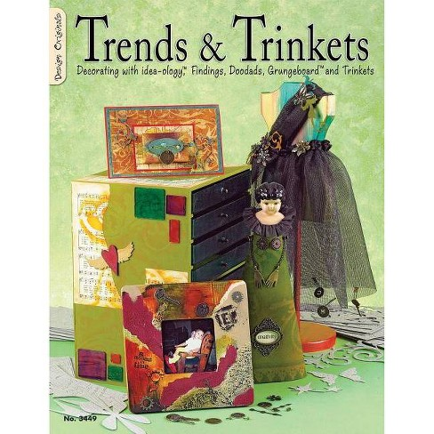 Trends and Trinkets - by  Suzanne McNeill (Paperback) - image 1 of 1
