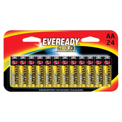 Batteries: Eveready Gold