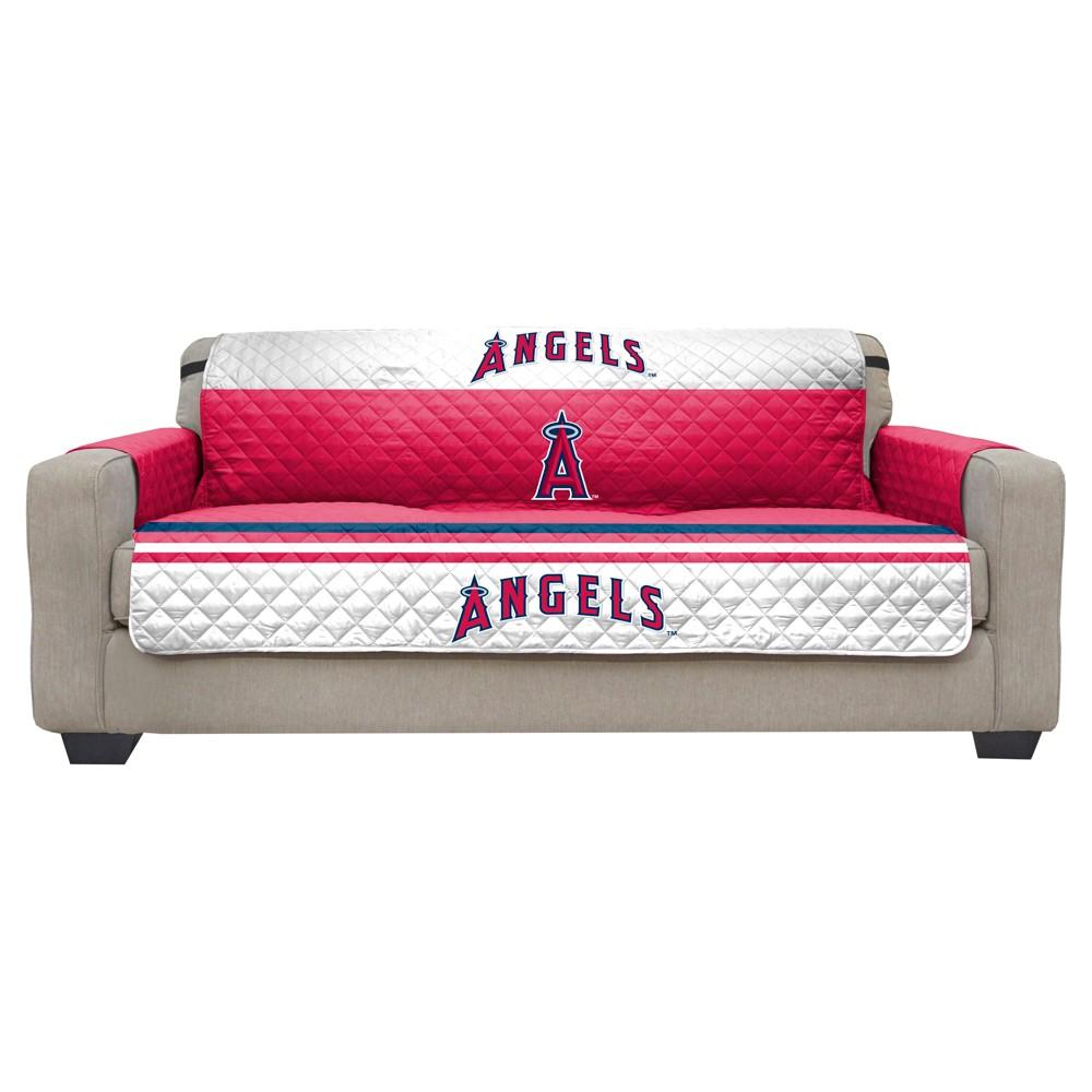 Mlb Los Angeles Angels Sofa Slipcover