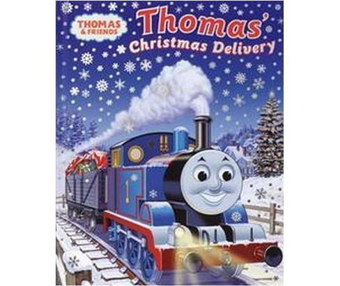 Thomas's Christmas Delivery (Hardcover) (W. Awdry) - image 1 of 1