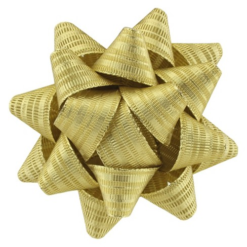 Gold Decorative Bow - Spritz™ - image 1 of 1