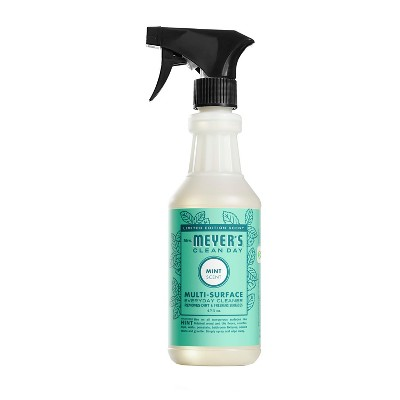 Mrs. Meyer's Clean Day Mint Scented Multi Surface Everyday Cleaner - 473ml