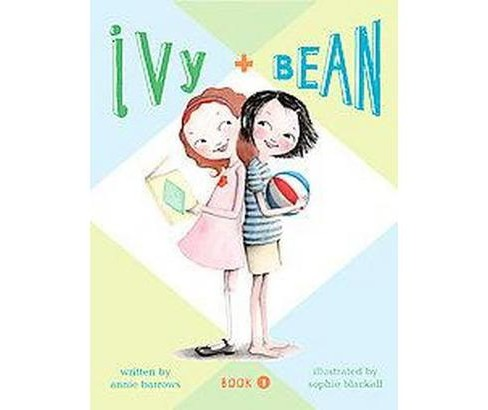 Ivy + Bean ( Ivy + Bean) (Reprint) (Paperback) by Annie Barrows - image 1 of 1
