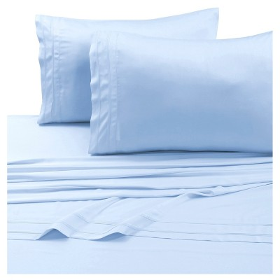 Rayon From Bamboo Deep Pocket Solid Sheet Set 300 Thread Count - Tribeca Living®