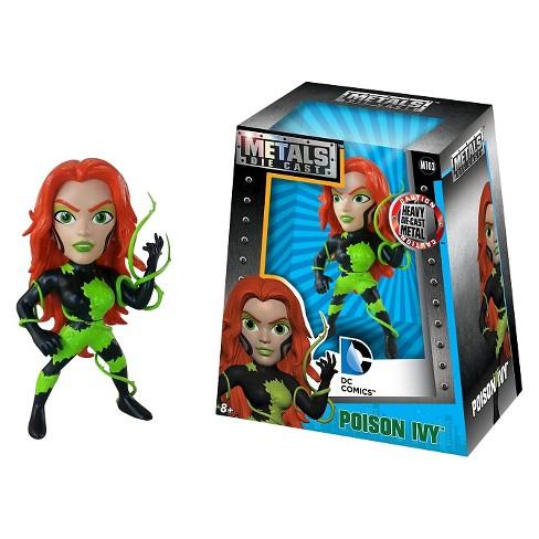 Metals Dc Comic Poison Ivy Action Figure 4 M373 Target