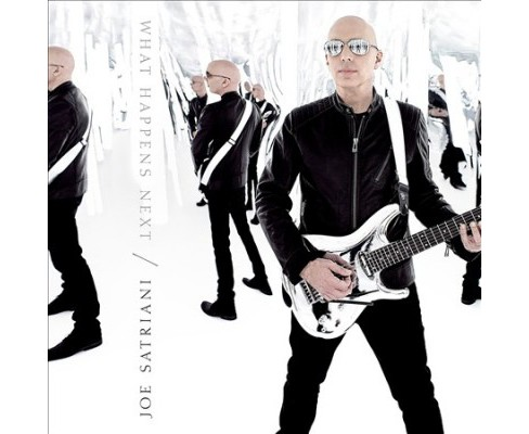Joe Satriani - What Happens Next (CD) - image 1 of 1