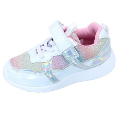 Gerber Glitter High Shine Sneakers Toddler Girls