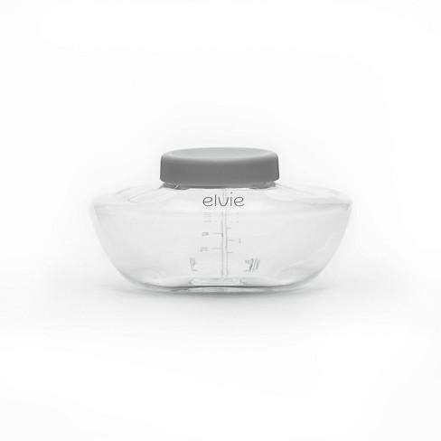 Elvie Breast Pump Bottle - 3pk/15oz Total - image 1 of 4