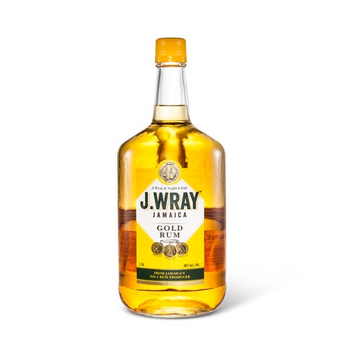 J.Wray Gold Rum - 1.75L Bottle - image 1 of 1