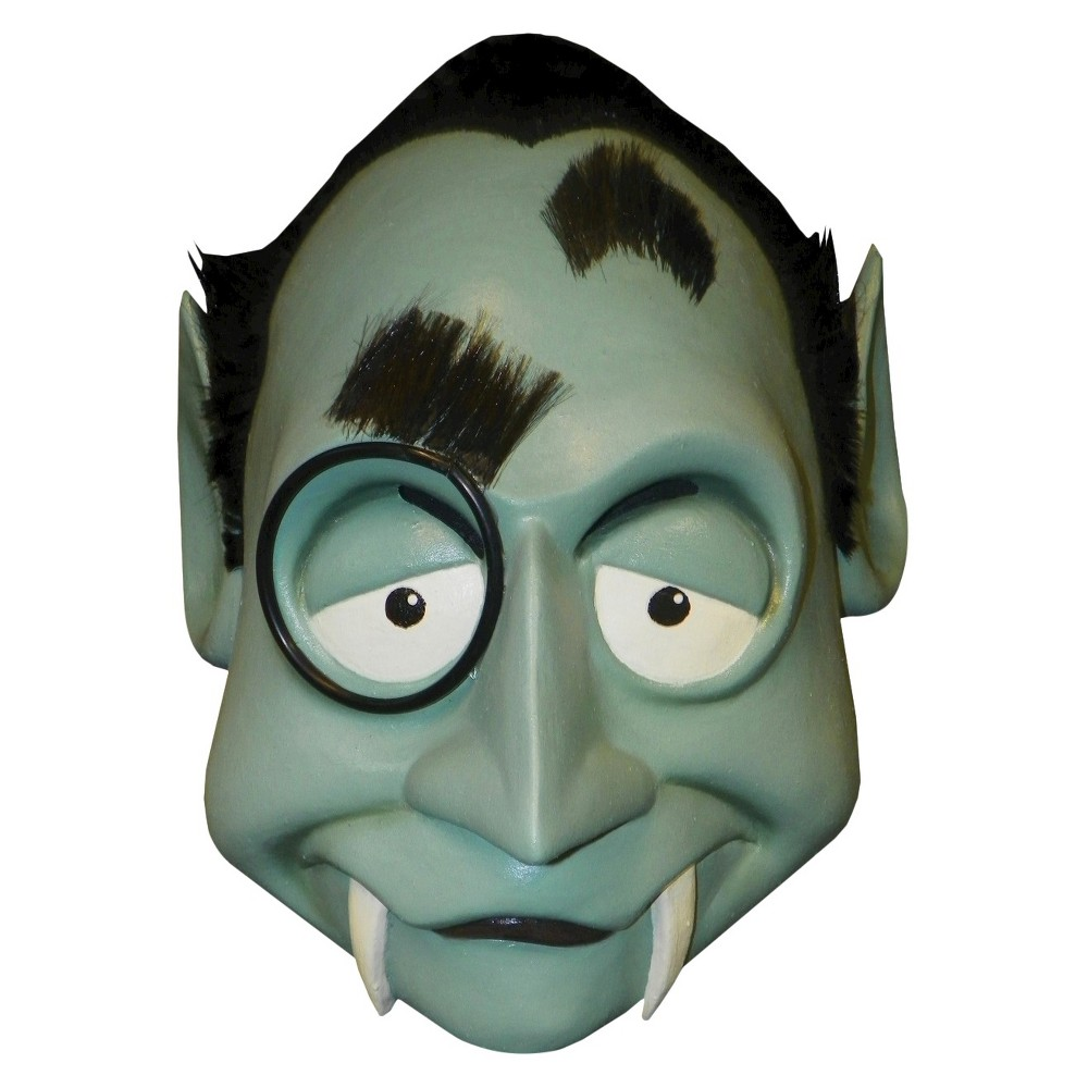 Mad Monster Party Count Mask - One Size Fits Most, Men's, Multi-Colored