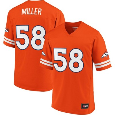 NFL Denver Broncos Von Miller Men's Short Sleeve Jersey