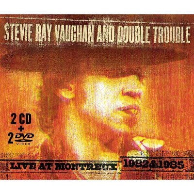 Stevie Ray Vaughan - Live at Montreux 1982 & 1985 (CD)