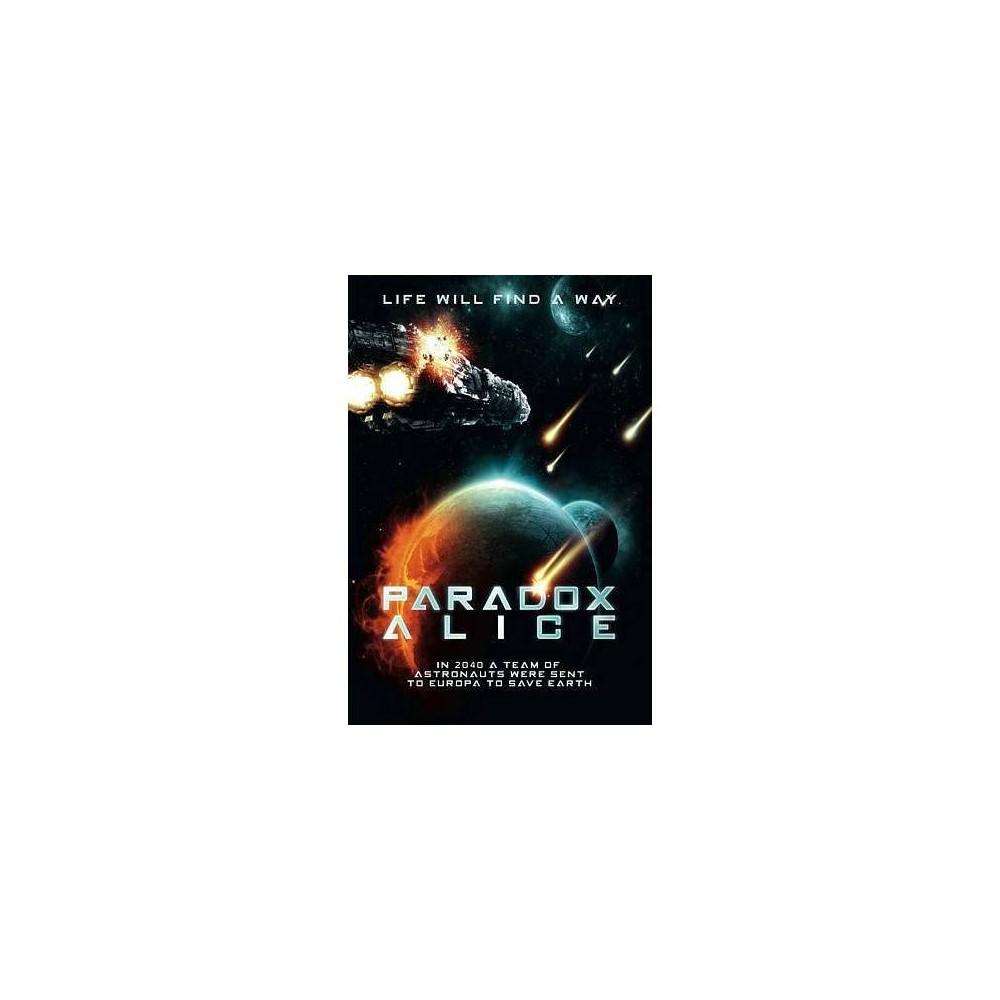 Paradox Alice (Dvd), Movies