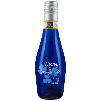Risata Moscato dAsti White Wine - 187ml Bottle