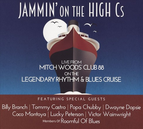 Mitch woods - Jammin on the high cs (CD) - image 1 of 1