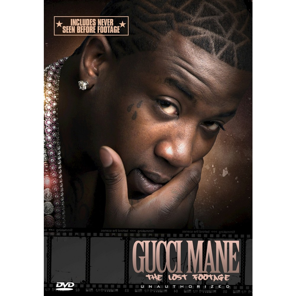 Gucci mane:Lost footage (Dvd) Gucci mane:Lost footage (Dvd)