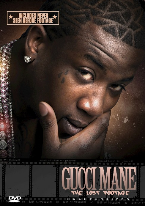 Gucci mane:Lost footage (DVD) - image 1 of 1