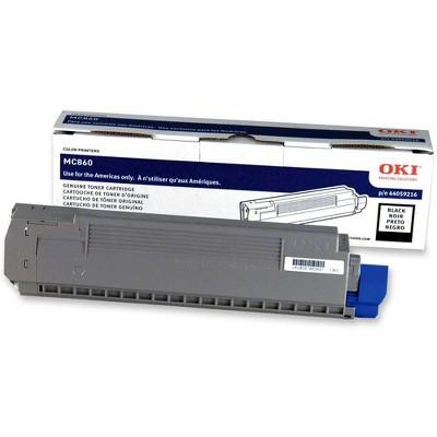 Oki Original Toner Cartridge - LED - 9500 Pages - Black - 1 Each