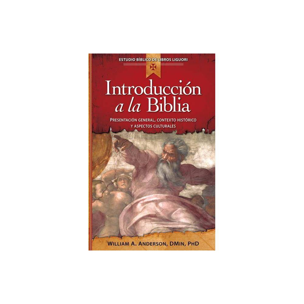 Introducci N A La Biblia Estudio B Blico By William