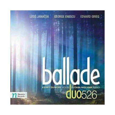 Duo526 - Ballade (CD) - image 1 of 1