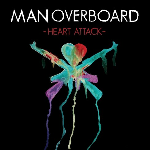 Man overboard - Heart attack (Vinyl) - image 1 of 1