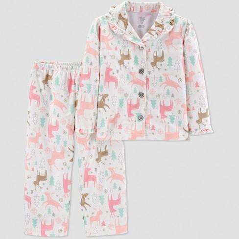 4c0341b1c Toddler Girls  Reindeer Coat Pajama Set - Just One You® made by ...