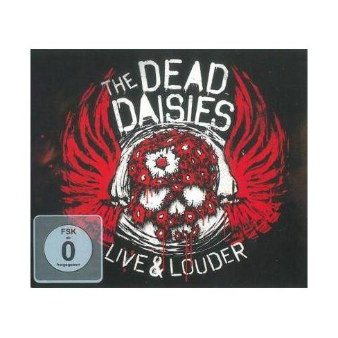 Dead Daisies - Live & Louder (CD) - image 1 of 1