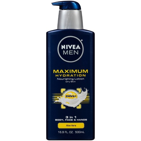 Nivea for Men Maximum Hydration Lotion - 16.9oz - image 1 of 4