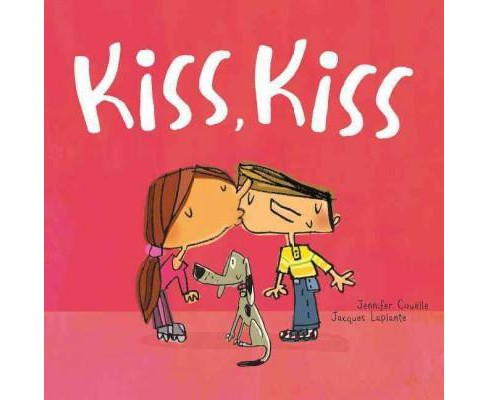 Kiss, Kiss (Hardcover) (Jennifer Couelle) - image 1 of 1
