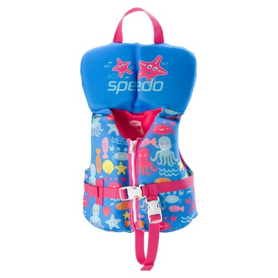 Speedo Life Jacket Infant Vests - Pink