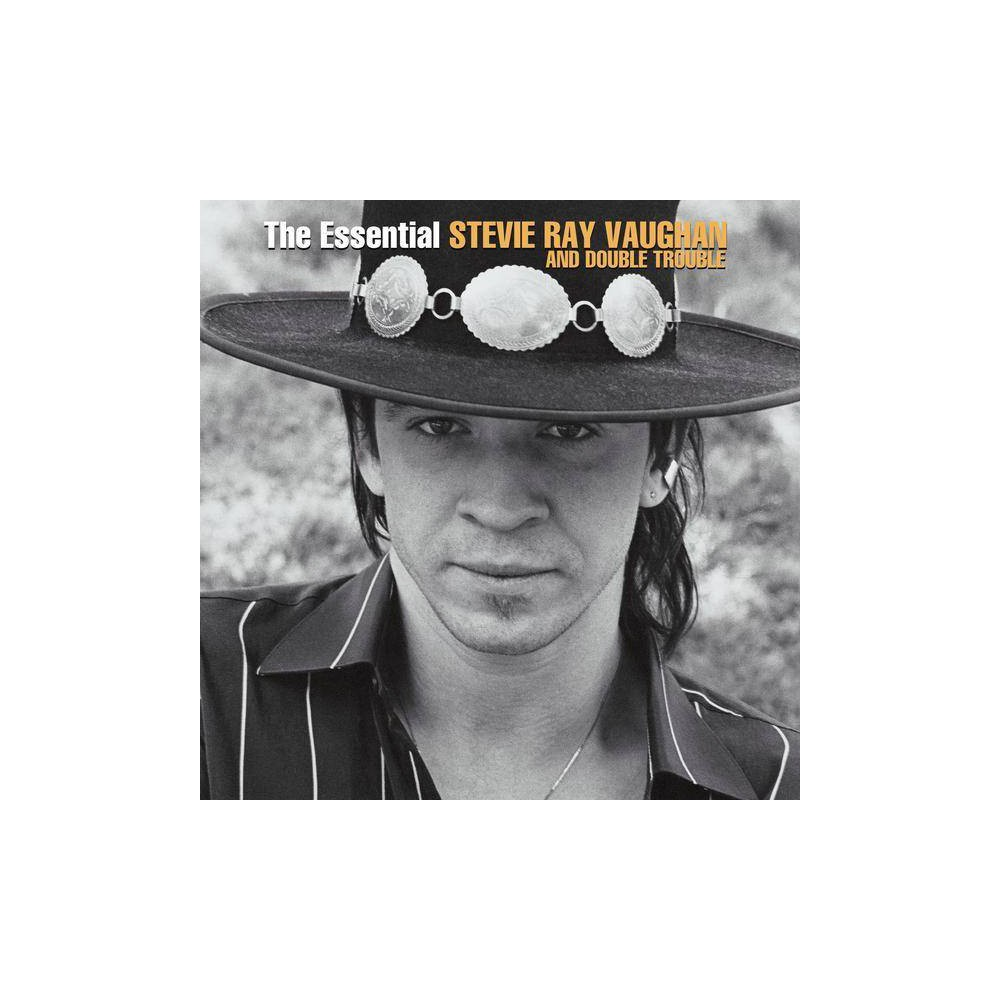 Vaughan Stevie Ray Double Trouble Essential Stevie Ray Vaughan And Double Trouble Vinyl