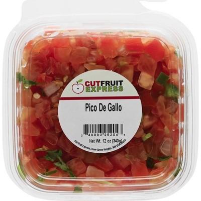 Cut Fruit Express Pico de Gallo - 12oz