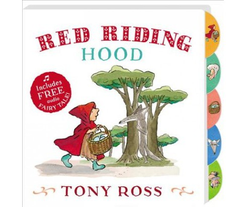 Red Riding Hood -  by Tony Ross (Hardcover) - image 1 of 1