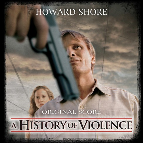 Howard Shore - History Of Violence (Ost) (Vinyl) - image 1 of 1